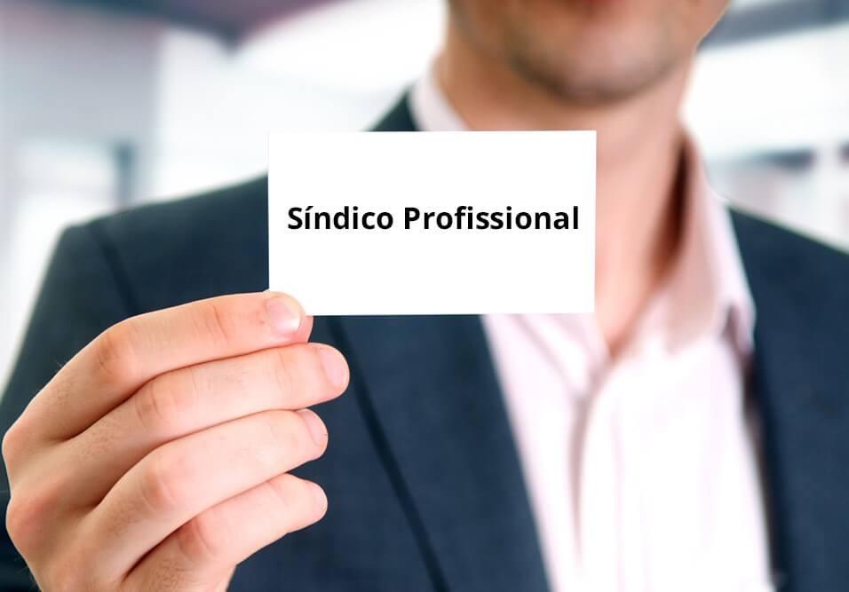 contratar um síndico profissional